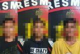 Polisi ringkus tiga pelaku pengeroyokan di Kota Bitung Sulut