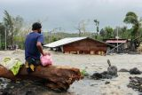 Sembilan warga Filipina tewasakibat terjangan siklon tropis Kompasu