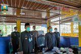 Bupati Pesisir Barat hadiri paripurna DPRD tentang pandangan umum fraksi-fraksi