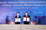 Indonesia dan Korea Selatan perkuat kerja sama sektor kemaritiman
