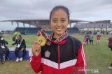 PON XX Papua - Made Eppi menangi emas pertama dari lompat tinggi putri
