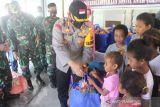 Alumni AKABRI 1999 gelar bakti sosial di Yayasan Curahan Kasih Biak Numfor Papua