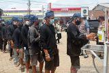 Ratusan warga Badui jalani vaksinasi