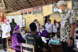 Pemerintah percepat vaksinasi COVID-19 untuk kejar target 100 juta penduduk