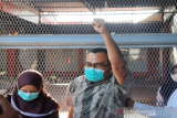 Akademisi USK Saiful Mahdi resmi dibebaskan berkat amnesti Presiden Jokowi