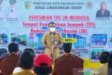 Pemkot ajak masyarakat maksimalkan TPS 3R kurangi sampah