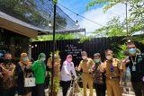 Anggota DPD RI dukung Pencanangan Kampung Literasi Air Terbit Panti Pasaman