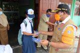 Satgas Prokes PON Papua dukung PTM aman COVID-19 di Mimika