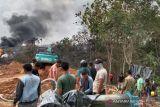Tak ada korban jiwa dalam ledakan sumur minyak ilegal di Muba