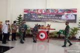 Harapan Wabup Agam pada hasil TNI manunggal membangun nagari ke 112 di Nagari Lubukbasung