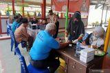 Polres Pasaman-Rutan Lubuksikaping kerjasama untuk percepatan vaksinasi warga binaan