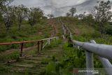 Pembukaan Kembali Obyek Wisata Tangga Seribu di Balane Sigi