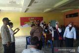 Ratusan pedagang di pasar  Baturaja divaksin COVID-19