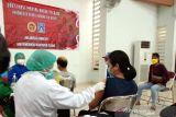 Vaksinasi dosis dua pelajar SMK Negeri 2 Depok mantapkan PTM