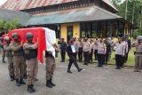 Dua anggota Brimob Kalsel tewas kecelakaan saat tugas patroli di Mimika
