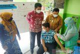 Banyak pelajar di Sampit ditunda divaksinasi karena tekanan darah tinggi