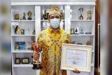 Pemkab Lamandau terima Penghargaan Anugerah Parahita Ekapraya