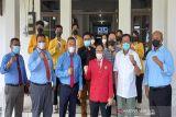 Sukseskan program MBKM, Kejati Kalteng didik tujuh mahasiswa FH UPR