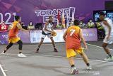 PON XX Papua - Tim bola basket 3x3 putri Papua ke final