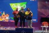 PON XX Papua - Lifter Fitria Martiningsih rebut emas keenam untuk Jabar