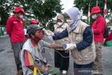 Vaksinasi pedagang pasar di Yogyakarta ditarget tuntas akhir Oktober