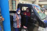 Pemkab Mamuju berikan bantuan kendaraan kepada kelompok usaha tani
