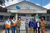 WVI bantu APD puskesmas dan tim COVID-19 Jayawijaya