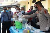 Polda Sumsel musnahkan 3,1 Kg sabu milik  empat pengedar