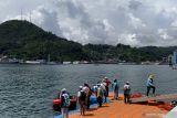 Sejarah singkat teluk Yos Sudarso, arena selam laut PON  XX Papua