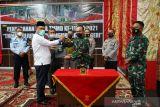 Harapan Bupati Solok pada hasil kegiatan TMMD-112 Kodim 0309
