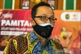 Sepekan terakhir penambahan kasus harian COVID-19 Yogyakarta di bawah lima