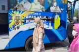 Gesa vaksinasi, Pekanbaru kembali aktifkan bus vaksin