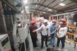 Komisi IV DPR RI tinjau beras gudang Bulog Panaikang Makassar