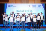 Tiga BUMN tergabung dalam Holding Jasa Survei tetapkan RKAP 2022