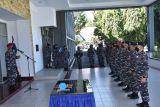 Kolonel Laut (P) May Sihombing jabat Wadan Lantamal VIII