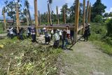 Semangat Gotong Royong Masyarakat Desa
