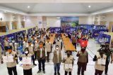 445 relawan prokes PON XX Papua terima penghargaan dari BNPB