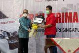 Diaspora Indonesia di Singapura berikan bantuan ambulans untuk PMI Jakarta