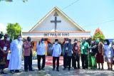 Wapres Ma'ruf Amin beri bantuan untuk gereja di Papua Barat