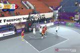 Tim basket Sumbar gagal sumbang medali di PON Papua