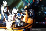 Basarnas identifikasi siswa tewas saat susur sungai di Ciamis