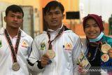 Berangkat dengan donasi warga, tiga atlet gulat asal Solok bawa pulang medali PON Papua