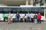 Bus listrik PT RAPP mendapat apresiasi Dewan ESDM