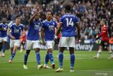 Manchester United takluk 2-4 di kandang  Leicester City