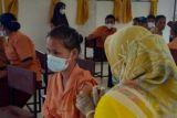 Kemenkumham Sumut dorong percepatan vaksinasi di Labuhanbatu