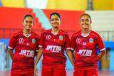 Potret Srikandi bersaudara di bola tangan PON XX Papua