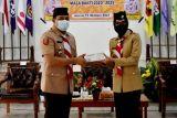 Pramuka dukung pemda tangani pandemi COVID-19 di Lamandau