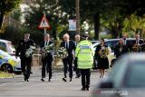 Lokasi tewasnya anggota parlemen didatangi PM Inggris
