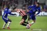 Chelsea menang susah payah atas Brentford