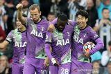 Tottenham Hotspur permalukan Newcastle United